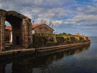 La casa della laguna di ponente, Orbetello