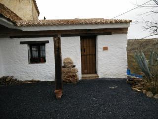 Cuevas Balcones de Piedad en Guadix-Granada-Pita