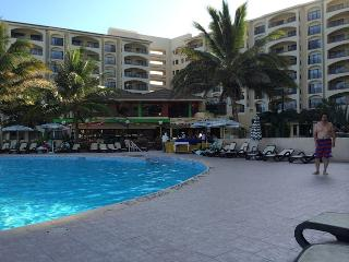 Week Beachfront Condo Rental