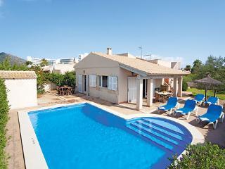 Next best beach of Mallorca big, Playa de Muro