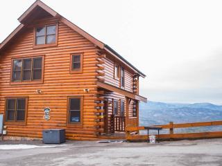 Luxury Vacation Cabin-Dramatic SmokyMountain View!