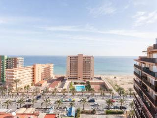 Charming flat in front of the sea!, Elche