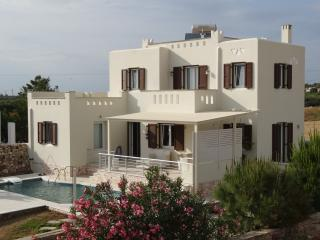 Plaka, Villa sea view with private pool and garden, Naxos Town
