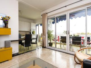 Le Nice - sunny apartment in easy reach of sea-side and city, Niza