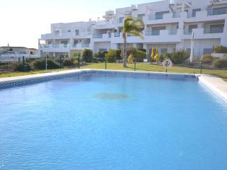 Vistas al mar terraza-jardín privado Urb.piscina, Conil de la Frontera