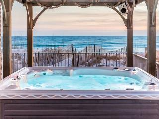 ABOVE THE SURf,LUXURY BEACH FRONT HOME, 20% DISCOUNT ON OFFSEASON DATES!!, Miramar Beach