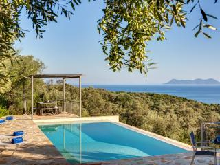 Villa Portokali - Spacious, luxury villa with endless seaview