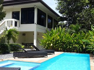 Twin Villas house with a swimming pool, Ko Phangan