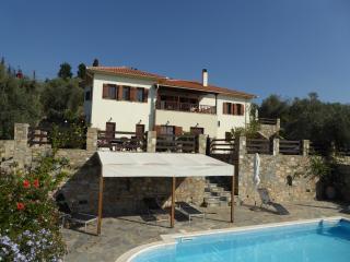 Villa Paou, Argalasti