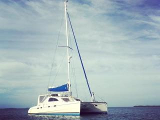 Catamaran CALYPSO with Summerallthetime Sailing Co, Key West