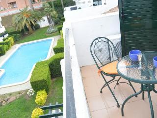 Apartamento 2 hab con piscina cerca playa, Pals