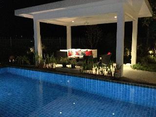 Tropical pool villa  Casa Marc