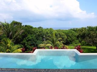 Magnificent Ocean-views, Huge Pool, Private Beach, Roatan
