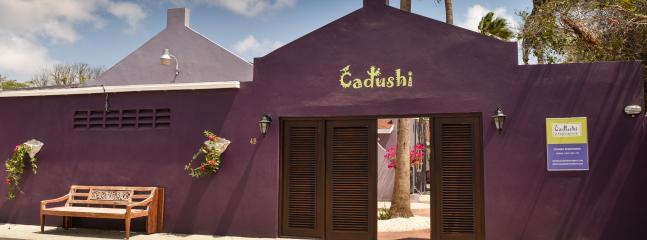 Bon bini to Cadushi Apartments!