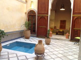 Dar El Assad, maison de charme dans la medina, Fez