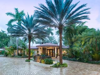 Sprawling multi-acre Estate -300 feet waterfront, Fort Lauderdale