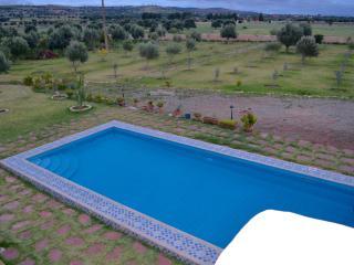 Villa avec piscine sans vis a vis