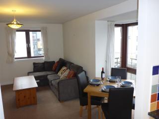 Modern, central, 2 bedroom flat, near Old Town, Edinburgh