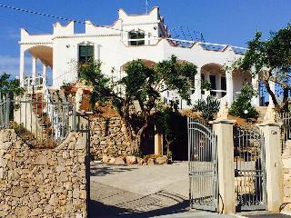 villa deborah-residence appartamento iris ingresso con cancello automatizzato