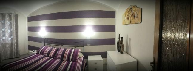 Camera 1 matrimoniale appartamento