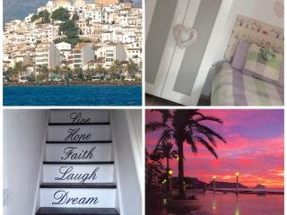 Casa Feliz..traditional townhouse by the beach, Altea
