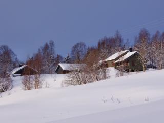 Brattvoll Eco Cabins. www.brattvoll.no, Lierne Municipality