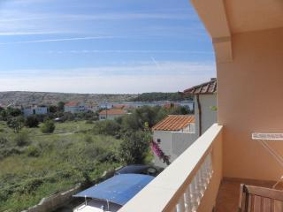 Spacious one bedroom apartment Jasko 4, Rab Island
