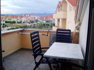 Two bedroom apartment Jadranka on island Pag, Povljana