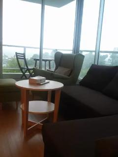 sofás terraza