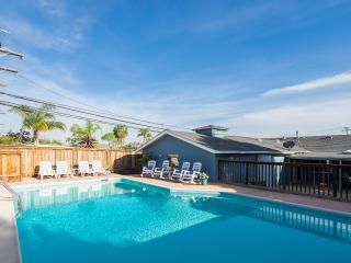 Beach Cottage W/Pool, Perfect Family Retreat, San Diego