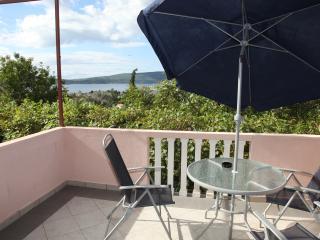 Apartments Porto Lastva - Studio with Balcony and Sea View - 2
