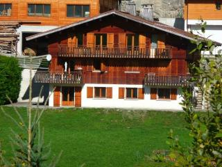 FLEUR DES ALPES 4 rooms + mezzanine 12 persons, Le Grand-Bornand