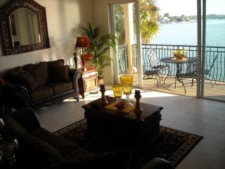 Welcome to Blissful Boca Ciega Bay, back yard