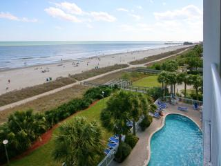 Direct Oceanfront Condo 2 bedroom/ 2 bath