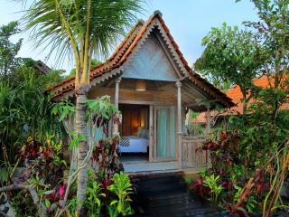 Wooden House in Ubud