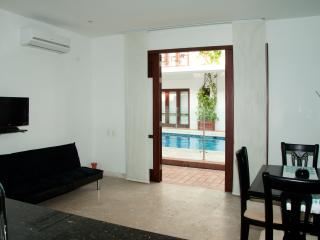Wonderful 1 Bedroom in the Old City, Cartagena