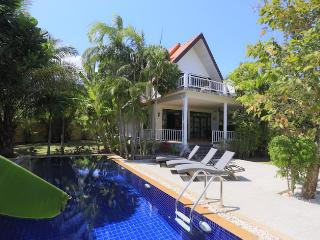 Spacious 3 bedroom Private, Large pool Villa