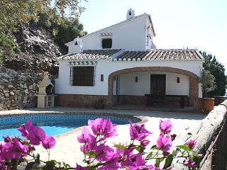 Finca Ventorrillo für 4 Personen mit privatem Pool, Cómpeta