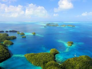 Floating Paradise - PALAU, Koror