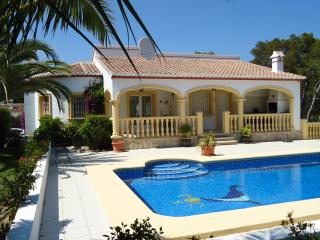 3 Bed Costa Nova Villa Javea