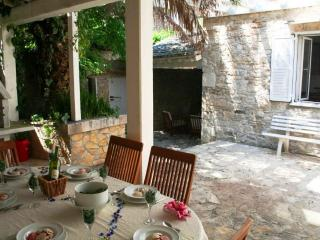 Peaceful oasis in heart of quaint historic town, Supetar