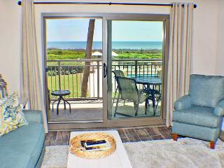 Ocean One 209 - Complete Renovation in 2016 - Spectacular Oceanfront Gem!, Hilton Head