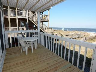 Shore Is Nice - Great oceanfront 3 bedroom duplex with plenty of parking