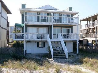 Shore Is Nice - Great oceanfront 3 bedroom duplex with plenty of parking