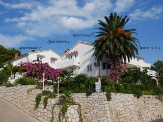 Apartment 2 with sea view (100m from beach, 1.5 km from town), Banjol
