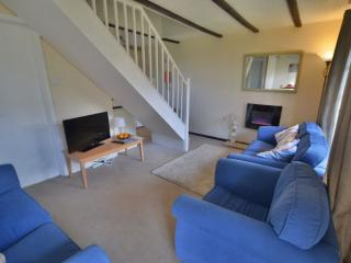 Fresh bright 3 bed lodge with views and facilities, St Erth