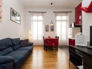 Cómodo recientemente renovado apartamento de dos h, Niza