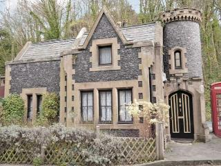 The historic Gate House, Grade II listed. A fantastic holiday cottage for year round breaks.