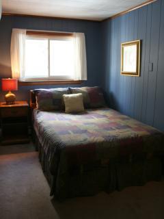 upstairs double bedroom #1