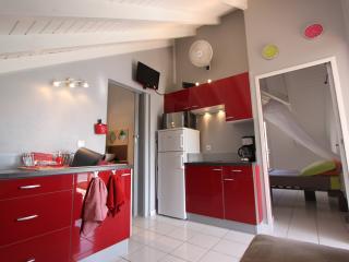 Appartement F2 neuf vue mer 180°, Saint Francois